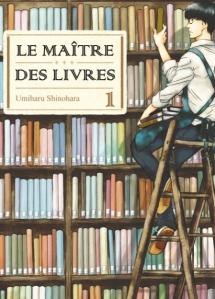 Couverture Le Maitre des livres
